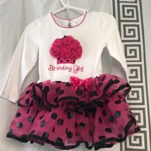 Very Cute 18 Month Birthday Girl Dress